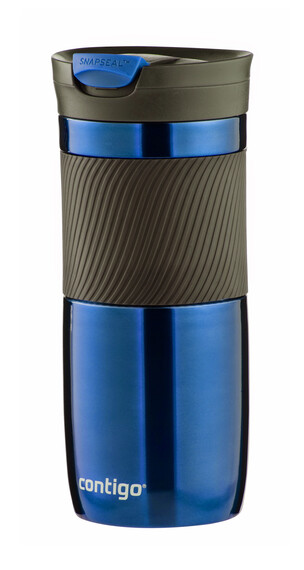 Contigo Snapseal Byron 16 Insulated Mug 470ml deep blue